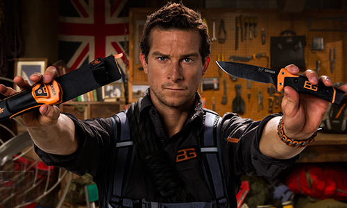 Bear Grylls Knife